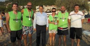 Bartın İnkumu Plaj Futbolu ve Voleybol Turnuvaları
