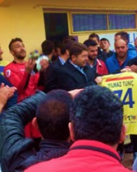 Şampiyon Ulus Çınarspor