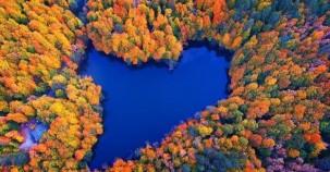 Küre Dağları'nda Sonbahar Güzelliği