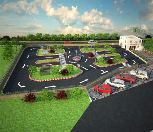 Bartın Trafik Eğitim Parkı