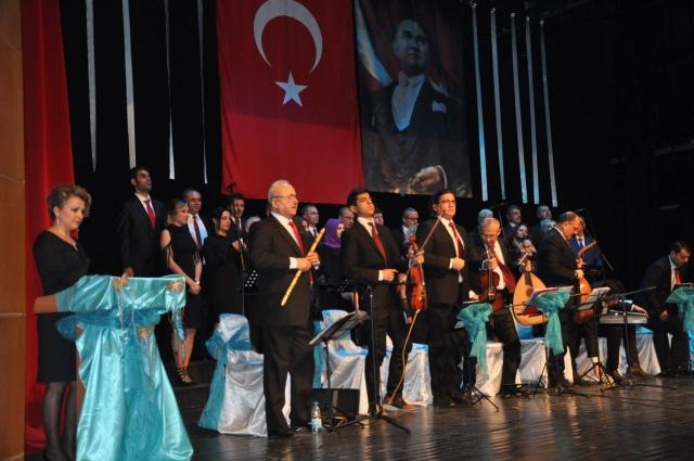 Bartın'da Türk Sanat Müziği konseri