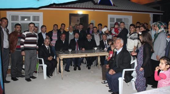 Tunç'tan Bayram Ziyaretleri