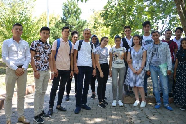 Bartın'da Yabancı Uyruklu Öğrencilerin Kayıt İşlemleri Başladı