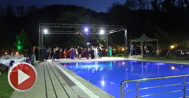Bartın Havuzbaşı Kır Düğünü Salonu