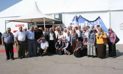 100 Bartınlı Çiftçi Bursa'da
