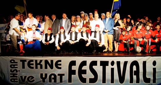 10.Kurucaşile Ahşap Tekne ve Yat Festivali yapıldı