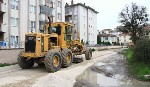 164.Sokak'ta iyileştirme