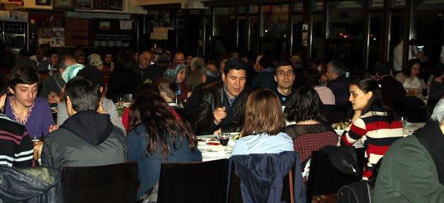 180 Üniversite Dekanı Amasra'daydı