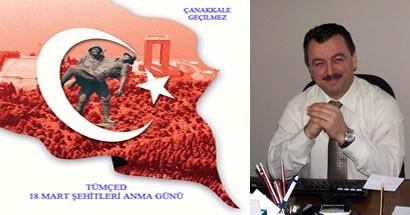18 Mart Çanakkale Zaferi ve şehitler haftası öğretmenler arası şiir ve komposizyon yarışması