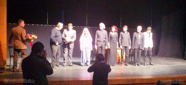19. Bartın Tiyatro Festivali başladı