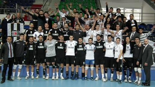 1.Lig umutlarını Beşiktaş söndürdü: 0-3