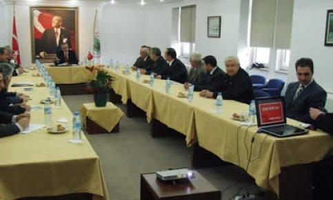 2011 Genel Seçimlerine hazırlık toplantısı