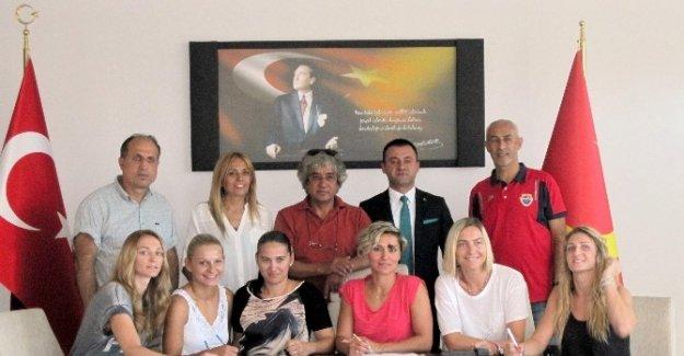 Kastamonu Belediyespor'da 6 Transfer