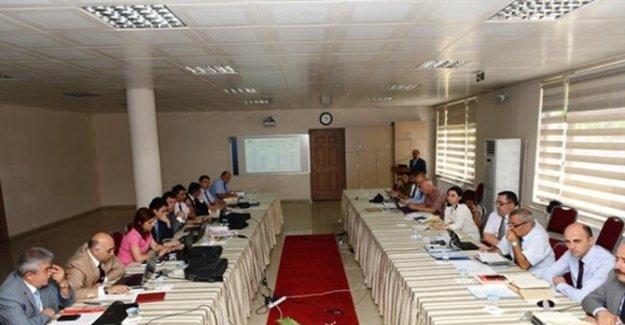 Orman Şube Ve İşletme Müdürleri Değerlendirme Toplantısında Buluştu