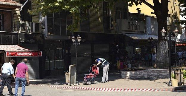 Şüpheli Bebek Arabası Polisi Alarma Geçirdi