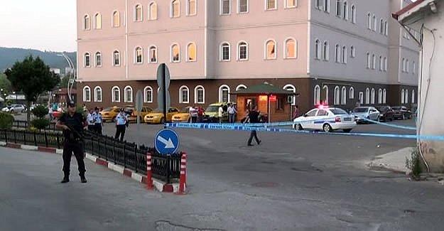 Bartın'da Bomba Paniği - VİDEO