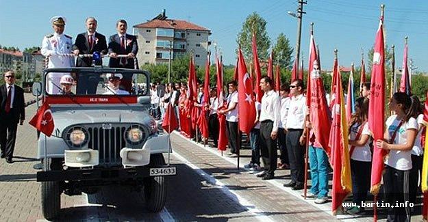 Bartın'da 30 Ağustos Kutlamaları İptal Edildi
