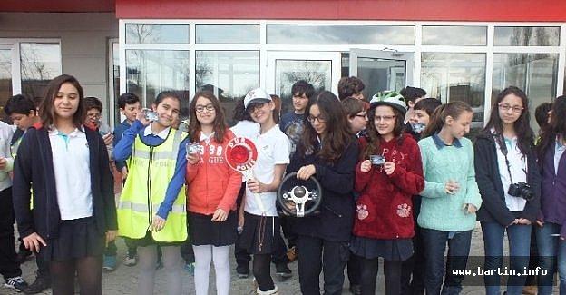 Bartın'da 3 Bin 399 Öğrenci Trafik Dedektifi Oldu