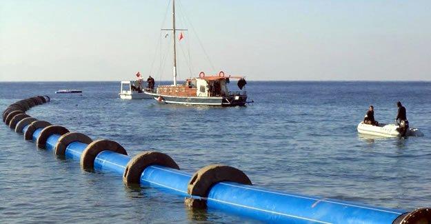 Çakraz Derin Deniz Deşarjı İhalesi 28 Ağustos'ta