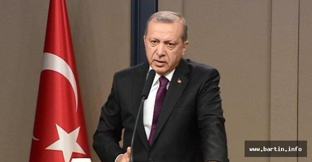 Erdoğan: '1 Kasım'da seçim yapılacak'