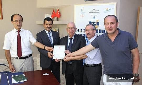 Fenerbahçe Tapuyu Aldı