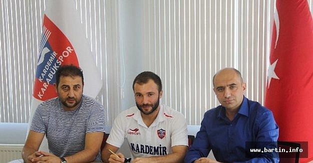 Karabükspor'da Yeni Transferler İmzayı Attı