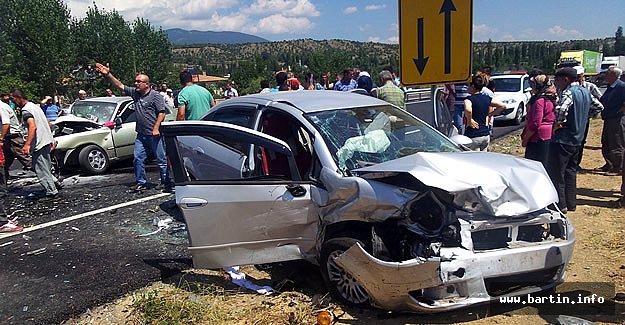 Kazada Can Pazarı: 2'si Ağır 7 Yaralı