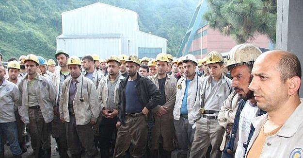 Maden İşçisine Yüzde 6 + Yüzde 5 Zam