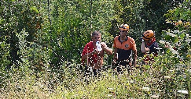 Mağaraya Sığınan Dört Kişi 13 Saat Sonra Kurtarıldı
