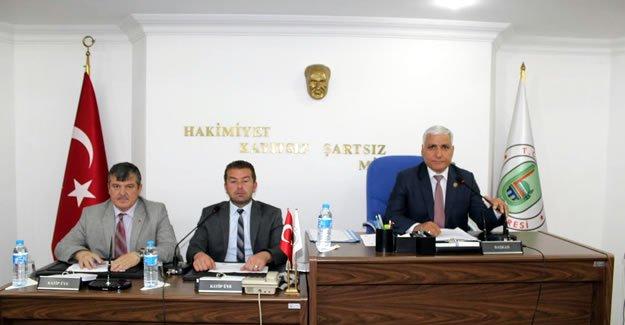 Meclisin Tatili Bitti, Mesai Başladı