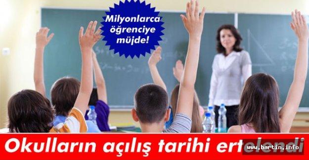 Milyonlarca Öğrenciye Müjde