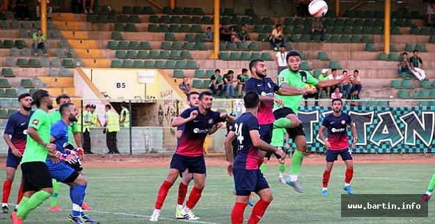 Sakaryaspor 0-2 Zonguldak Kömürspor