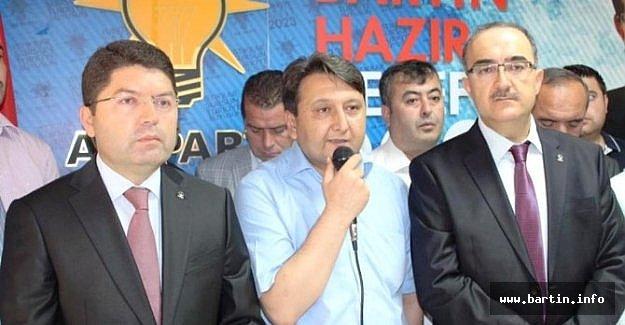 AK Parti'de Aday Tanıtımı Yapıldı