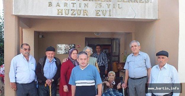 Başkan Altunok'tan Anlamlı Ziyaret