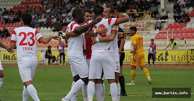 Boluspor 3-0 Çatalcaspor