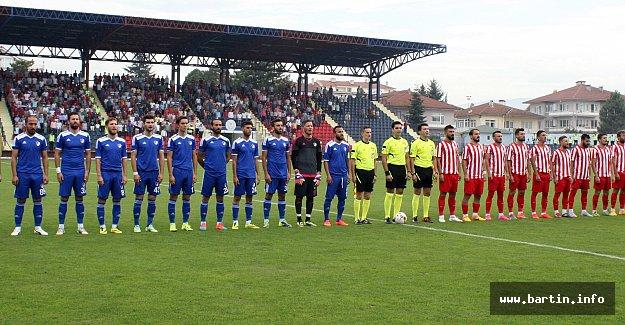 Düzcespor 3-5 Kocaeli Birlikspor