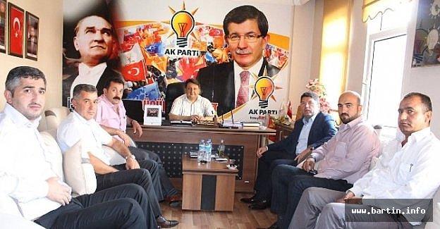 GMİS Yöneticilerinden Tunç'a Ziyaret