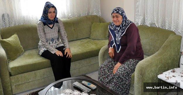 Irak'ta Serbest Bırakılan İşçinin Evinde Bayram Sevinci