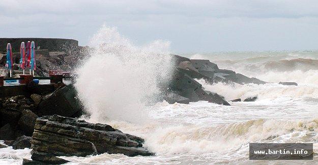 Karadenizde Fırtına