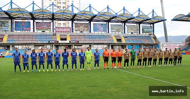 Kardemir Karabükspor 2-0 Arsinspor