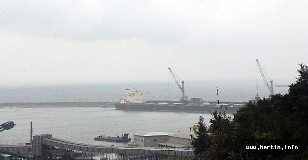 Kömür Yüklü Gemiye Uyuşturucu Operasyonu