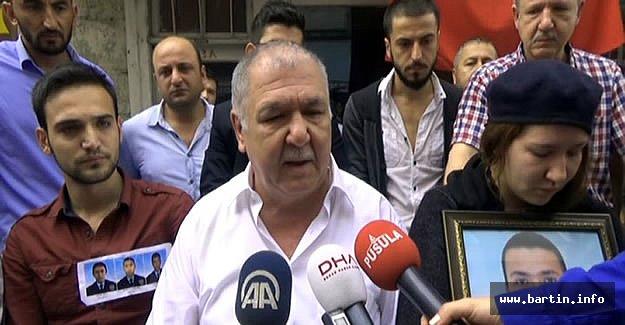 Şehit Babası, PKK'ya Meydan Okudu
