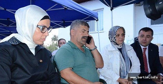 Şehit Babasına Başbakan'dan Telefon