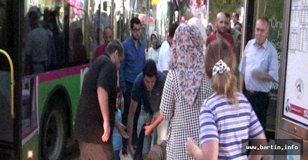Suriyeli Anne Fenalık Geçirdi - VİDEO