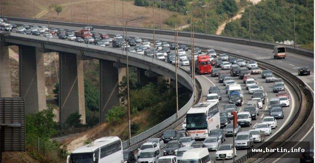 Trafik Durdu