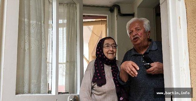 Yaşlı Çifti Dolandırmak İstediler