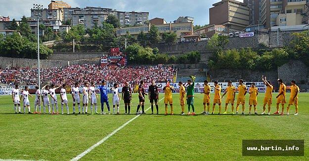 Zonguldak Kömürspor 0-1 Kayserispor