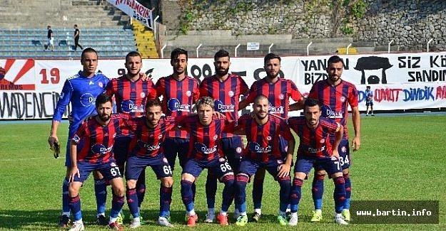 Zonguldak Kömürspor,Kupada Kayserispor'u ağırlayacak