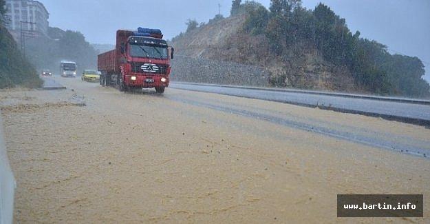 Zonguldak'ta İkinci Sel