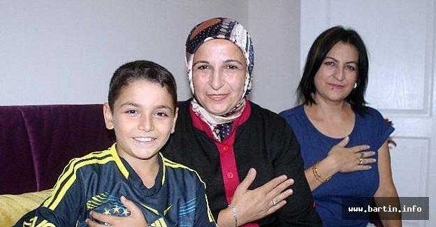 12 Yaşındaki Doğan'ın Kalbi Sağda Atıyor - VİDEO